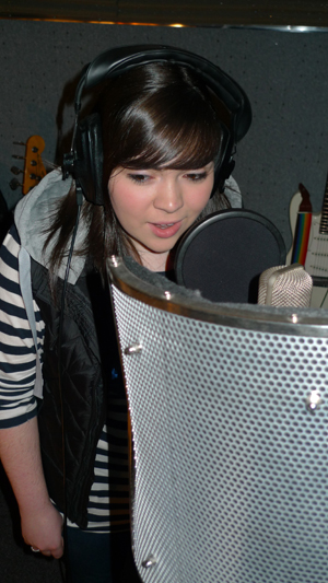 amys recording studio gift experience