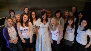 hen party in edinburgh