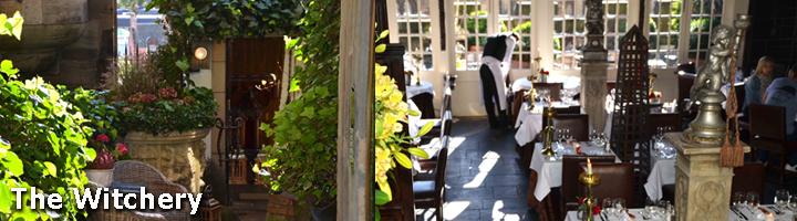 restaurant in edinburghs royal mile